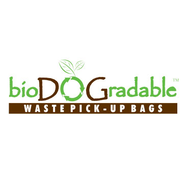 bioDOGgradable Waste Pick-Up Bags